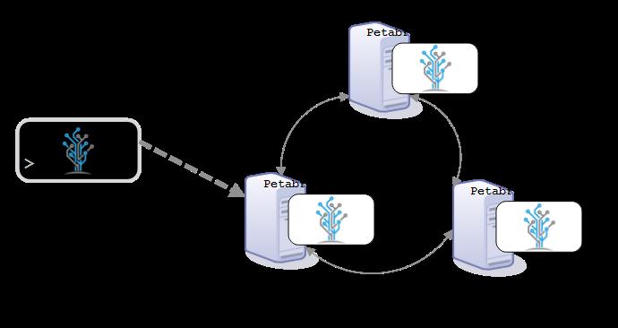 Petabridge.Cmd connectivity model